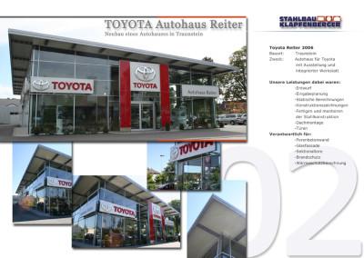 Toyota Reiter