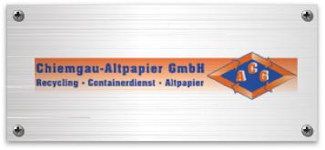 Chiemgau-Altpapier